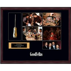 Goodfellas Framed Signed Ice Pick
