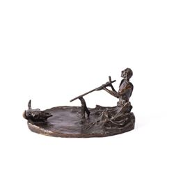 Charles M. Russell, bronze