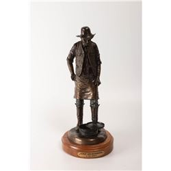 H. Clay Dahlberg, bronze