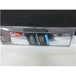 New Clip-On Panoramic Mirror / clips to standard car mirror no tools required