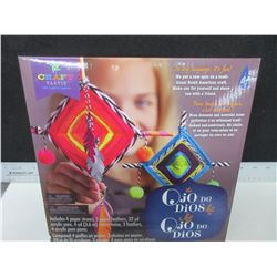 New Traditional South American Craft / OjO de Dios Kit