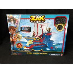 Zak Storm Chaos Deluxe Vehicle