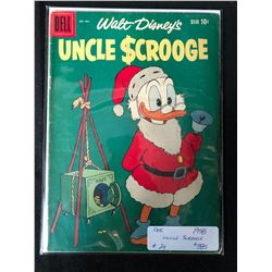 1958 UNCLE SCROOGE #24 (DELL COMICS)