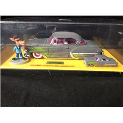 Road Rats 2 Car Set Jada 1953 Chevy Bel-air 1:24 1:64 Scale Big Bad Wolf Chevrolet '53