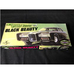 GREEN HORNET POLAR LIGHTS BLACK BEAUTY MODEL KIT