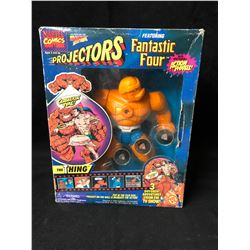 Toy Biz Marvel Comics Fantastic Four Projectors The Thing Talking Action Figure