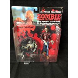 Zombie Dawn of the Dead Bald Head Figure #1