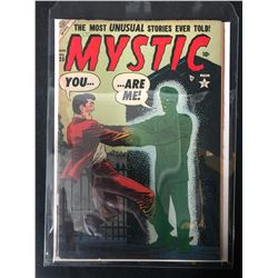 1954 MYSTIC #35 (ATLAS COMICS)