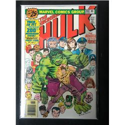THE INCREDIBLE HULK #200 (MARVEL COMICS)