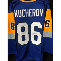 Nikita Kucherov Signed NHL All-Star Jersey (JSA COA)