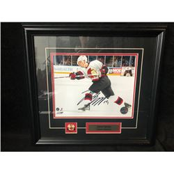 "JASON SPEZZA SIGNED 8"" X 10"" FRAMED PHOTO"