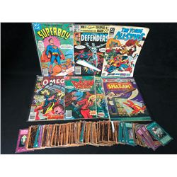 COMIC BOOK/ NON SPORTS TRADING CARDS LOT