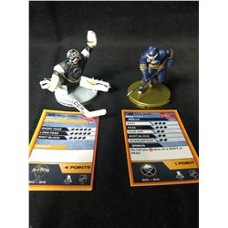 DRAGON IMPORTS NHL FIGURES LOT (SERIES 2 GOLD FIGURES) **RARE**