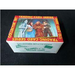 WIZARD OF OZ COLLECTOR'S TRADING CARD SET (110 CARDS)