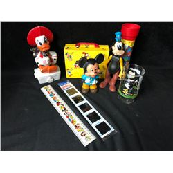WALT DISNEY COLLECTIBLE'S LOT