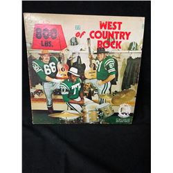 1971 Roth - Bailey - Brock ?– 800 Lbs. Of West Country Rock (Saskatchewan Roughrider Football Club)