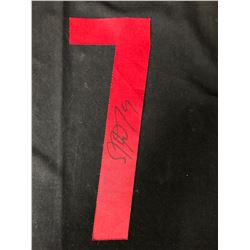 JOE THORNTON SIGNED JERSEY NUMBER (TEAM CANADA)