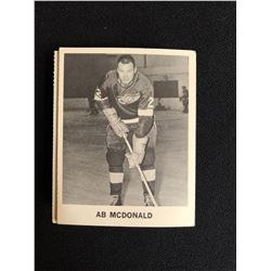 1965-66 COCA COLA HOCKEY CARD LOT