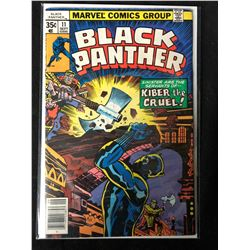 BLACK PANTHER #11 (MARVEL COMICS)