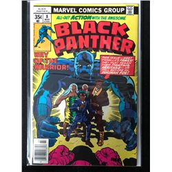 BLACK PANTHER #8 (MARVEL COMICS)