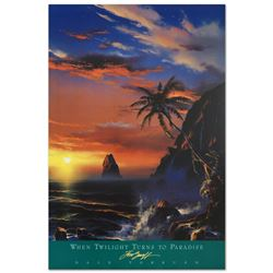 When Twilight Turns to Paradise by Terbush, Dale