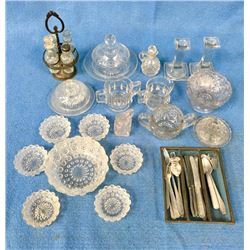 Collection Of Children Doll Dishes