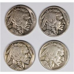 BUFFALO NICKELS - SEE DESCRIPTION