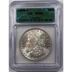 1904-O MORGAN DOLLAR