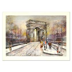 Arc de Triuph by Rivera, Antonio
