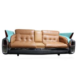 Vintage 1964 Cadillac Couch