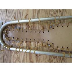 "SHERPA SNOW SHOES (30"" ALUMINUM W/SHOE & ICE GRIPS) *NEEDS REPAIR*"