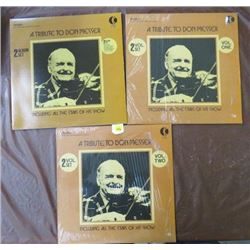 ALBUM SETS (DON MESSER, 2 VOLUME/SET) *QTY 3*