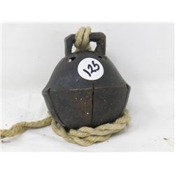 "HARNESS BELL *APPROX 2.5""*"