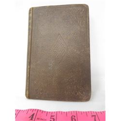 """BOOK (VILLIERS """"PRINCIPLES AND PRACTICE) *1855*"""