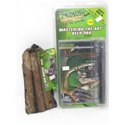 LOT OF 2 HUNTING ACCESSORIES (PRIMOS)