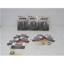 LOT OF 11 HUNTING ACCESSORIES  (DUEL)