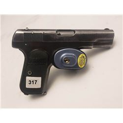 COLT AUTOMATIC (.380 HAMMERLESS) *SER# 34335*