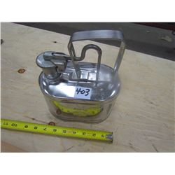 FUEL CONTAINER *F881A* (PROTECTOR SEAL) *CHICAGO*