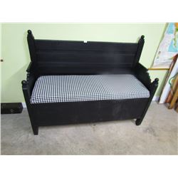 """LIFT TOP BENCH (EAST LAKE) *56"""" WIDE*"""