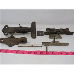 HING CLAMP, ASSORTED PLANER PARTS