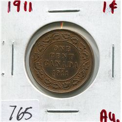 1911 CNDN LARGE 1 CENT PC