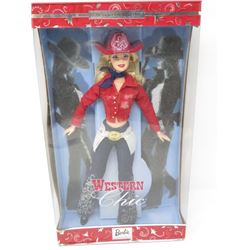 BARBIE 'WESTERN CHIC' (COLLECTOR EDITION) *IN BOX*