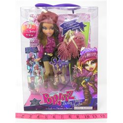 YASMIN 'PARTY FIESTA' BRATZ DOLL (10TH ANNIVERSARY) *IN BOX*