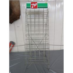 """7-UP STAND (43""""T)"""