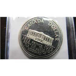1873 - 1973 CANADA PRINCE EDWARD ISLAND PROOF DOLLAR