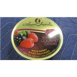 LAURA SECORD GOURMET CANDIES (150 GRAMS) - PER TIN
