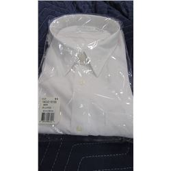 NEW VAN HEUSEN WHITE DRESS SHIRT - CHOICE