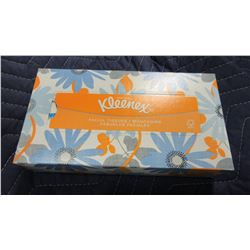 KLEENEX (2 PLY) (125 SHEETS PER BOX) - PER BOX