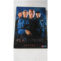 FLASHPOINT - SEASON ONE DVD SET - CHOICE