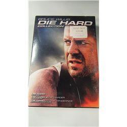 NEW DIE HARD COLLECTION DVD SET - CHOICE